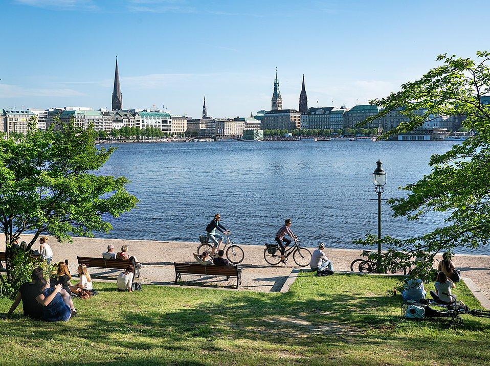 Unternehmungen zu zweit in Hamburg: Aktivitäten für Paare