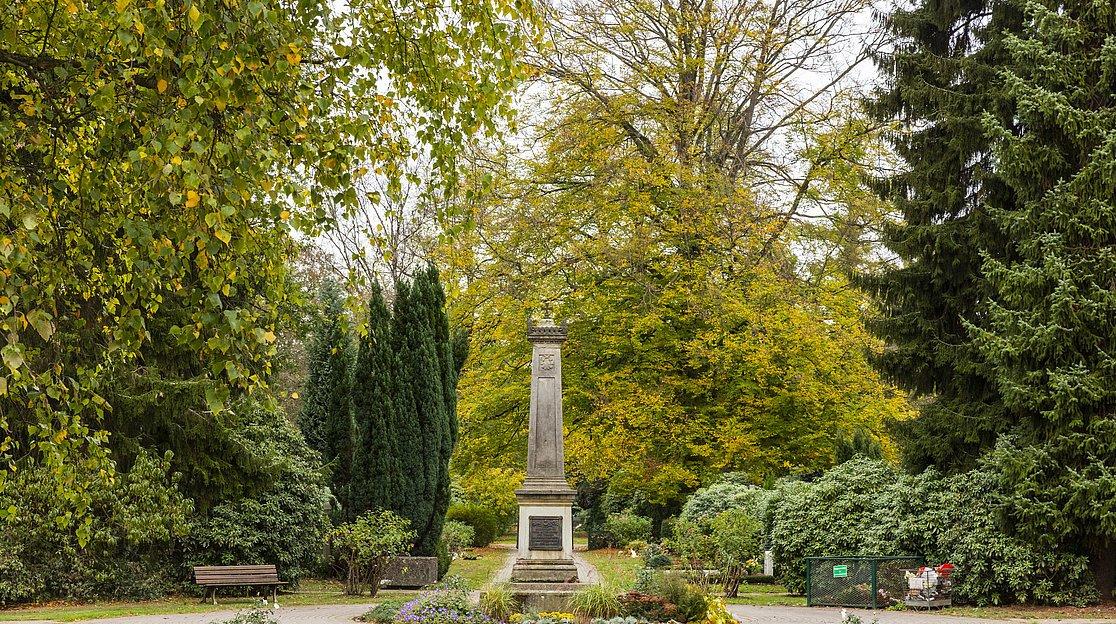 Parkfriedhof Norden