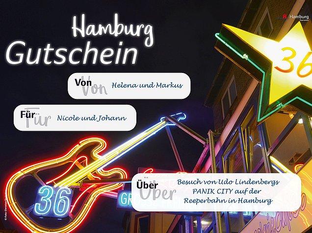 Kostenlose Hamburg Gutscheinvorlagen | Hamburg Tourismus
